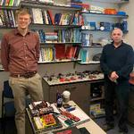 Engineering Professor and Students Earn IEEE Best Paper Award